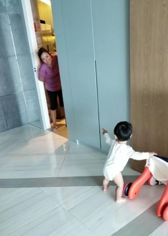 寶寶能力 - 即時反應