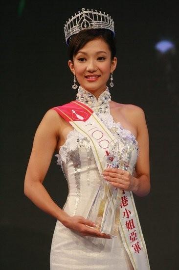 香港小姐  王君馨