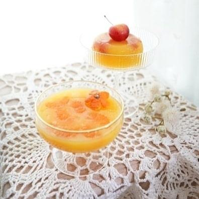 蜜柑香橙啫喱成品